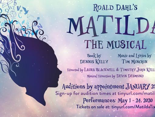 Matilda the Musical Cast List