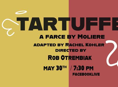 Majesticpiece Theatre: Tartuffe by Moliere Cast List!