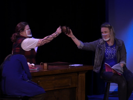 To Thine Own Self Be True: Women Playing Hamlet