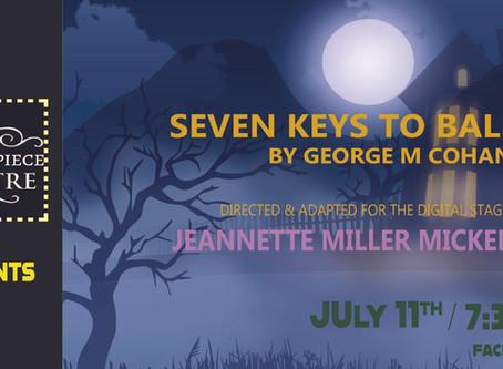Seven Keys to Baldpate Cast List Announcement