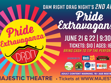 Dam Right Drag Night Brings The Party to Corvallis