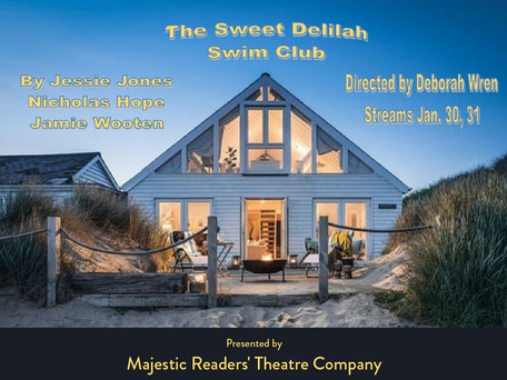 Meet the Cast: The Sweet Delilah Swim Club