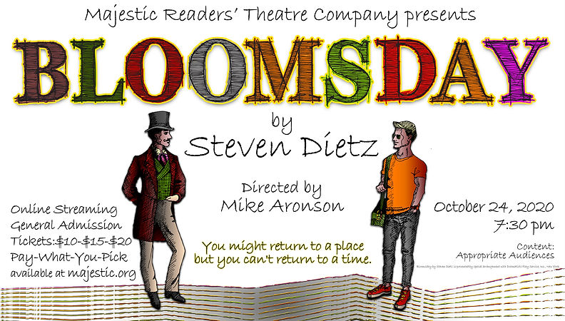 Bloomsday Majestic Readers' Theatre Company