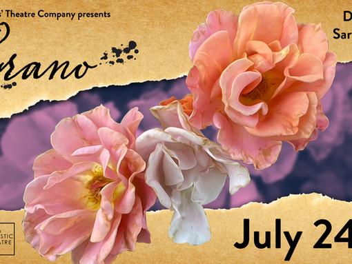 CAST LIST ANNOUNCEMENT!  Majestic Readers' Theatre Company presents Cyrano