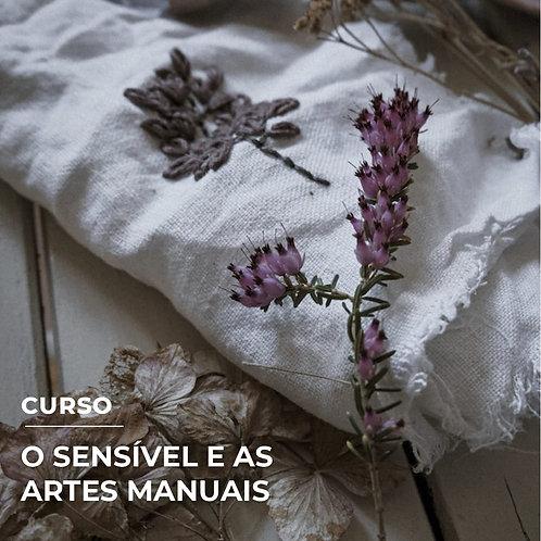 O Sensível e as Artes Manuais