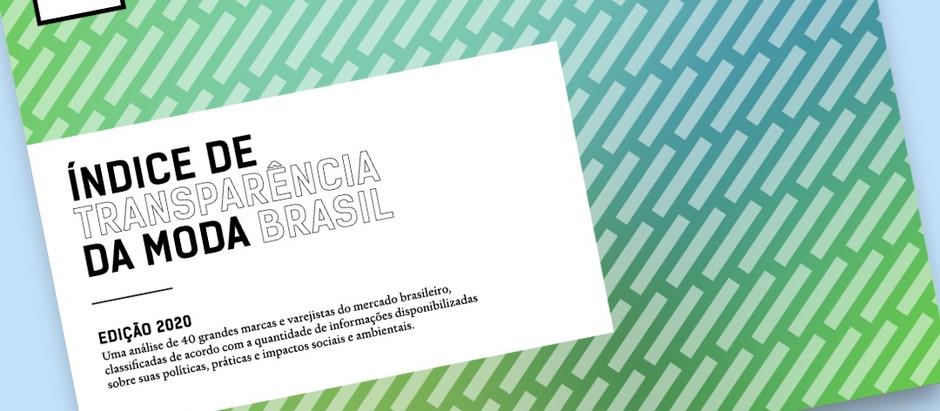 Confira a terceira edição do Índice de Transparência da Moda Brasil