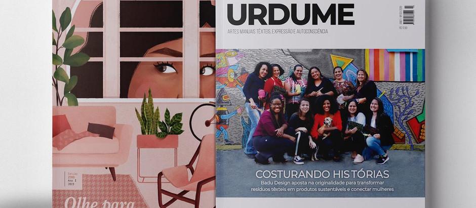 Cardume = Casa de Colorir + Urdume