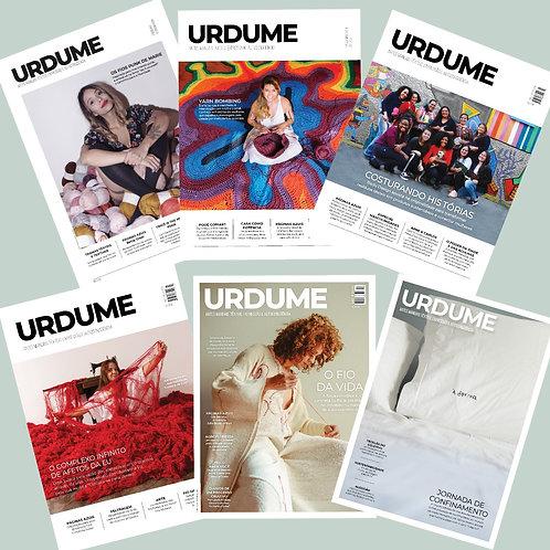Coleção Urdume Impressa + digital