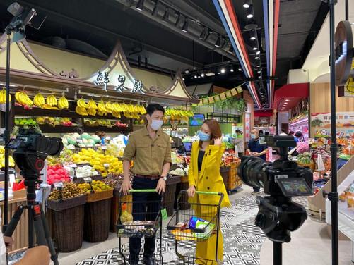 FRESH Media Shooting (TVB)  FRESH 新鮮生活傳媒拍攝(TVB)