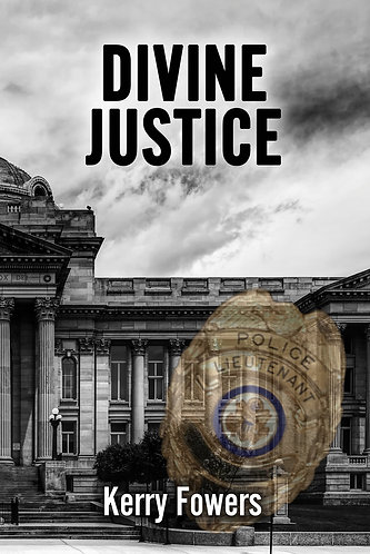 Divine Justice (Book 5 in the Divine Series)