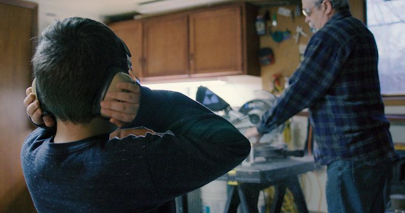 Evan Kron and Fritz Kron in Paper Dreams