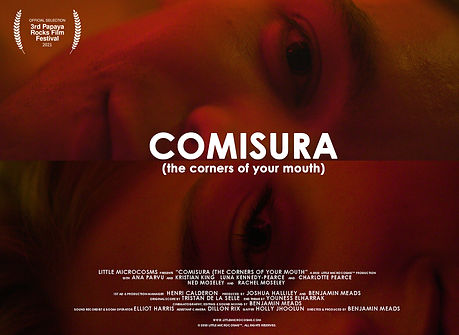 Comisura (The Corners of Your Mouth) - F
