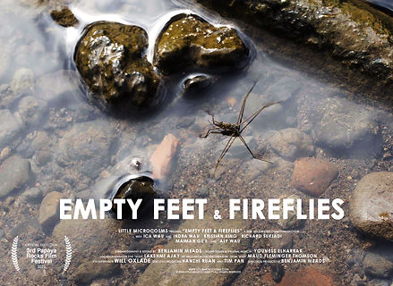 Empty Feet & Fireflies - Film Poster 2.j