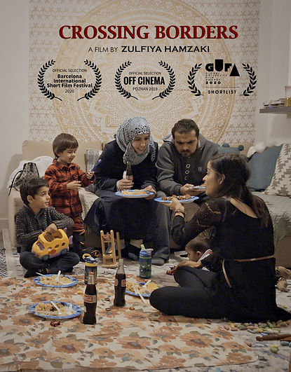 Crossing Borders_Dir. Zulfiya Hamzaki_Po