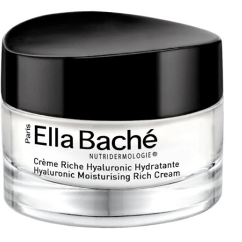 Ella Baché Crème Riche Hyaluronic Hydratante, Kosteusvoide  50 ml