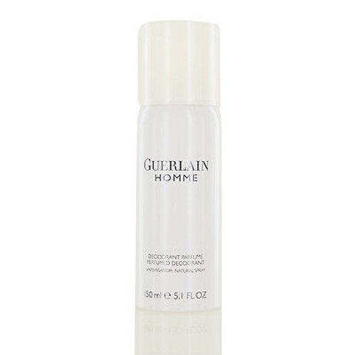 Guerlain homme deodorant parfume