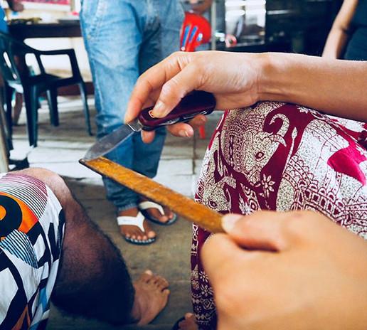 Kambo Stick