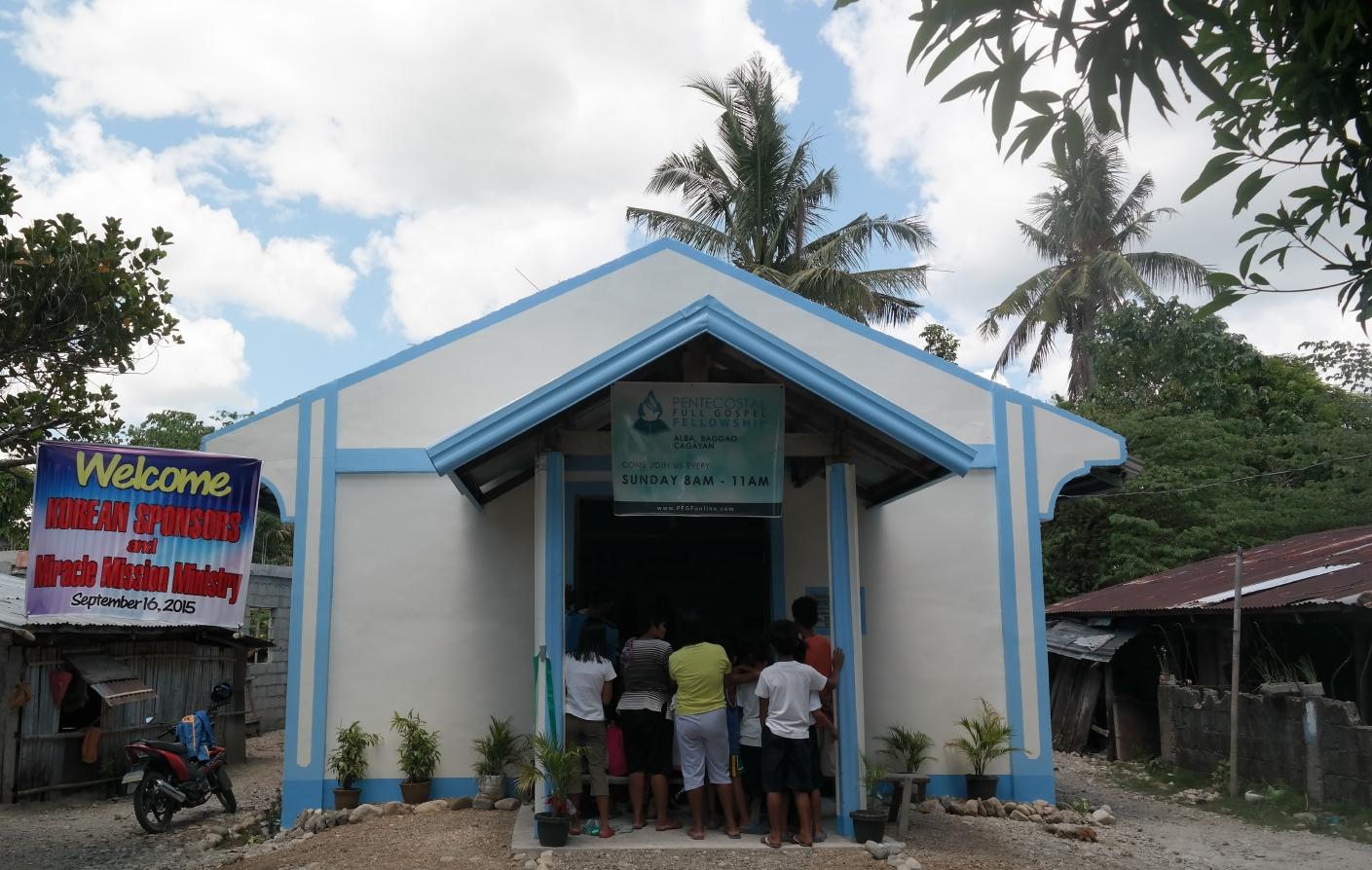 제8호 Risen Christ pentecostal church