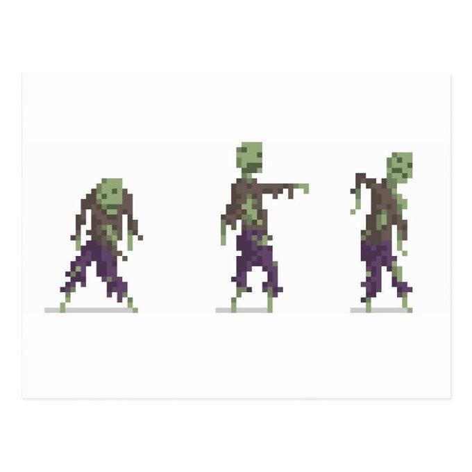 zombie_8_bit_pixel_art_postcard-r60a8ba4