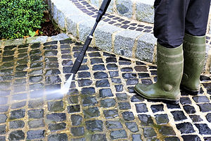 Jet washing​ https://www.moorparkgardening.co.uk