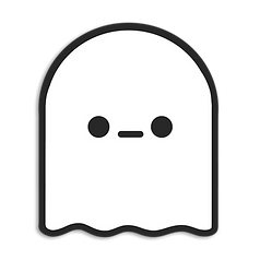 web ghost sticker.png