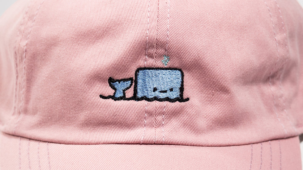 HAPPY Whale Dad Hat