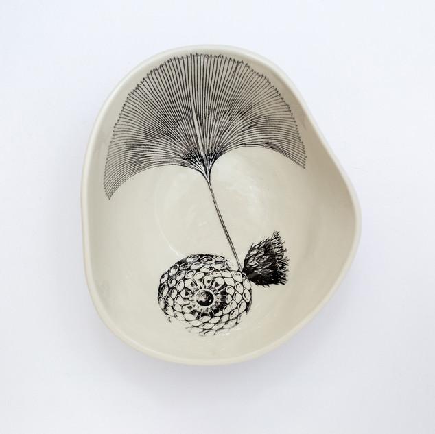 Coleção dos Bowls em Pétalas Botânico 8