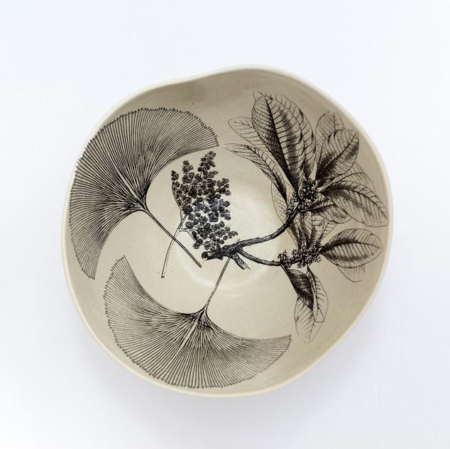 Coleção dos Bowls em Pétalas Botânico 5
