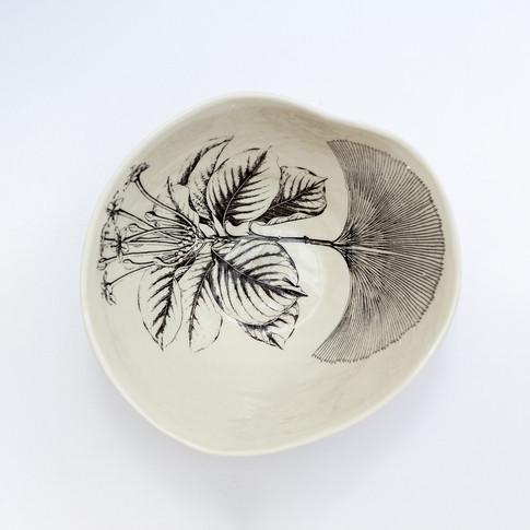 Coleção dos Bowls em Pétalas Botânico 1