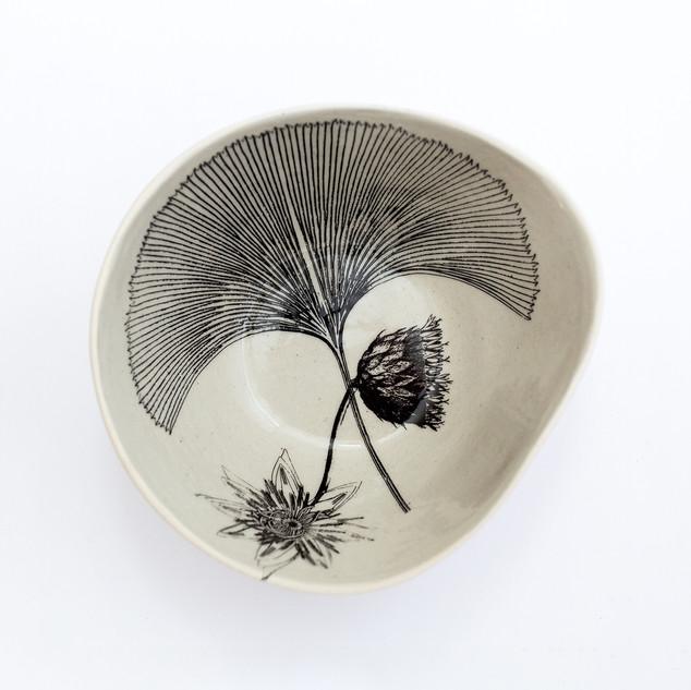 Coleção dos Bowls em Pétalas Botânico 17