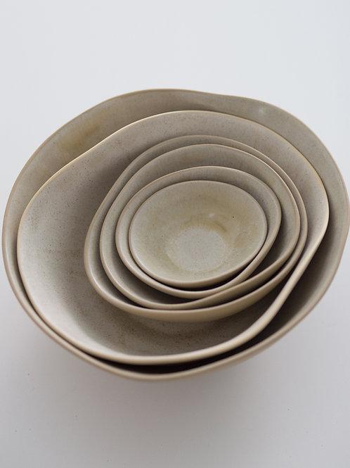 Bowls Pétalas Areia