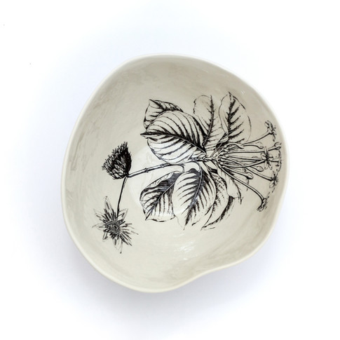 Coleção dos Bowls em Pétalas Botânico 3