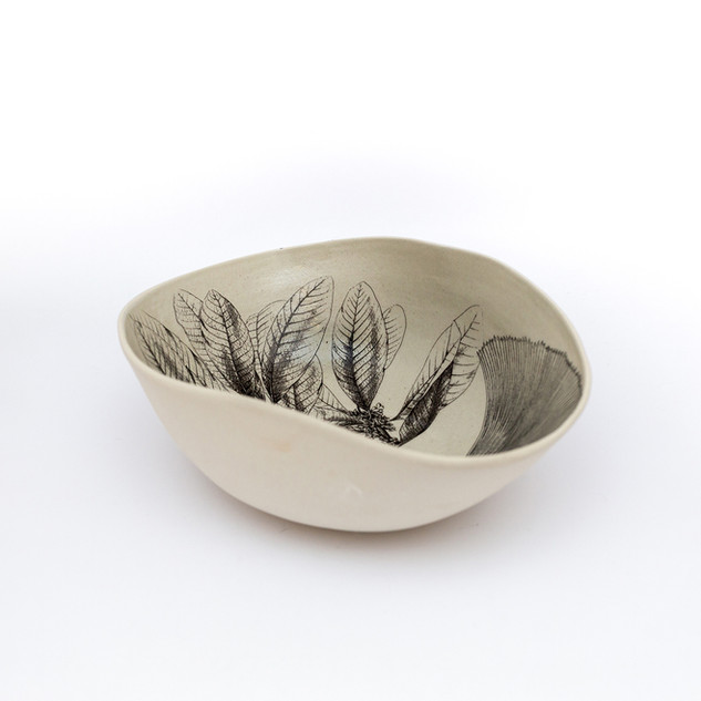 Coleção dos Bowls em Pétalas Botânico 18