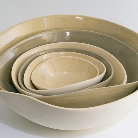 Bowls em Pétalas Transparente