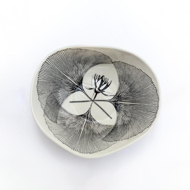 Coleção dos Bowls em Pétalas Botânico 9