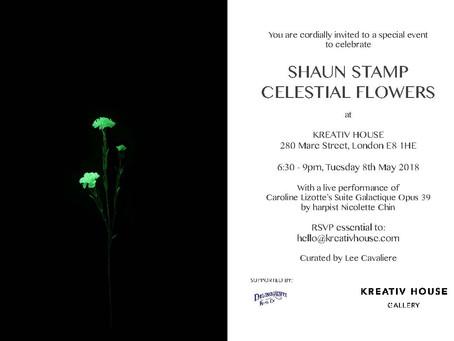 Celestial Flowers - Shaun Stamp