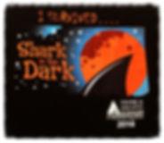 Screen Print Tee, Shark in the Dark