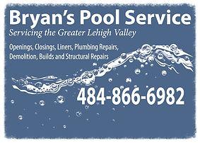Bryan's Pool Service