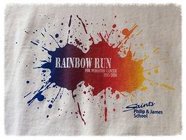 Saint Phillips & James School-Rainbow Run