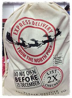 Santa Bags-December 25th