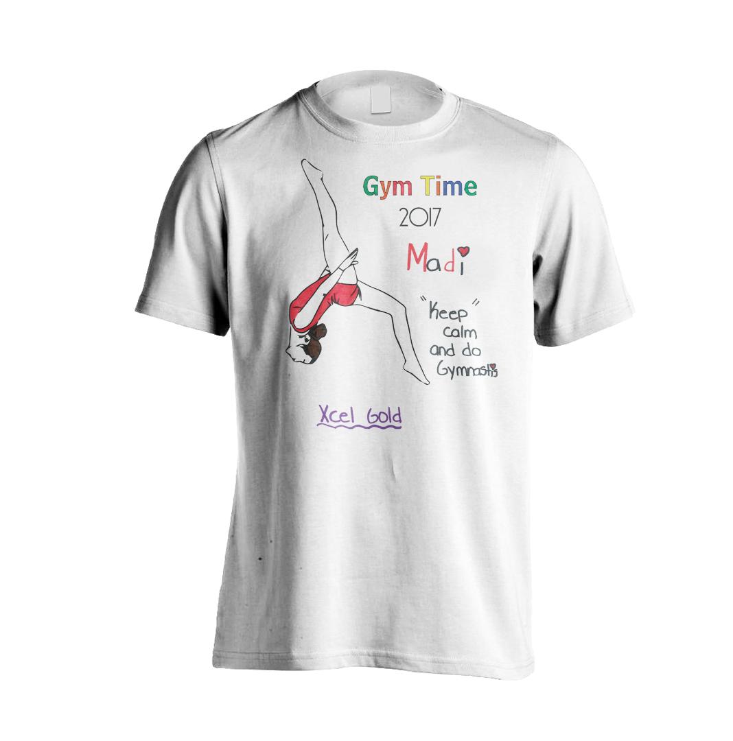 Gymtime Tee 4