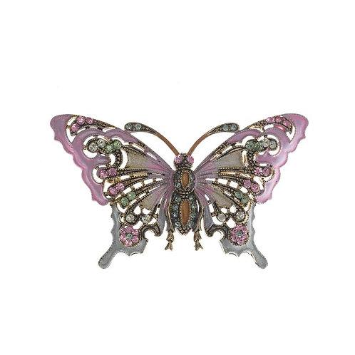 Broche motivo Mariposa