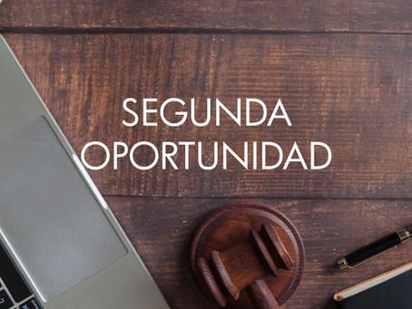 La Ley de la segunda Oportunidad