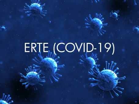 Novedades ERTE (COVID-19)