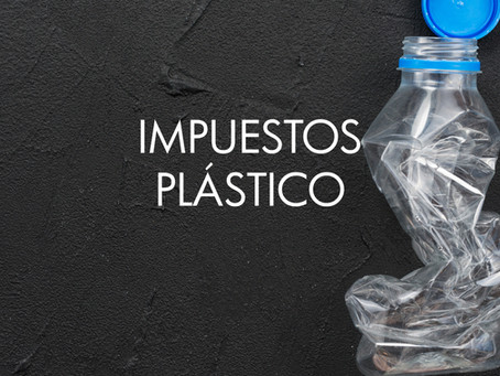 Nuevo impuesto especial sobre los envases de plástico no reutilizable