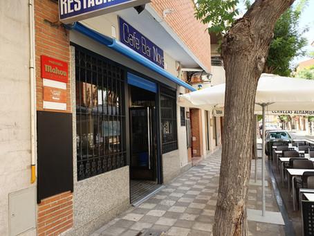 ¿Dónde está Restaurante Marisquería Nova?