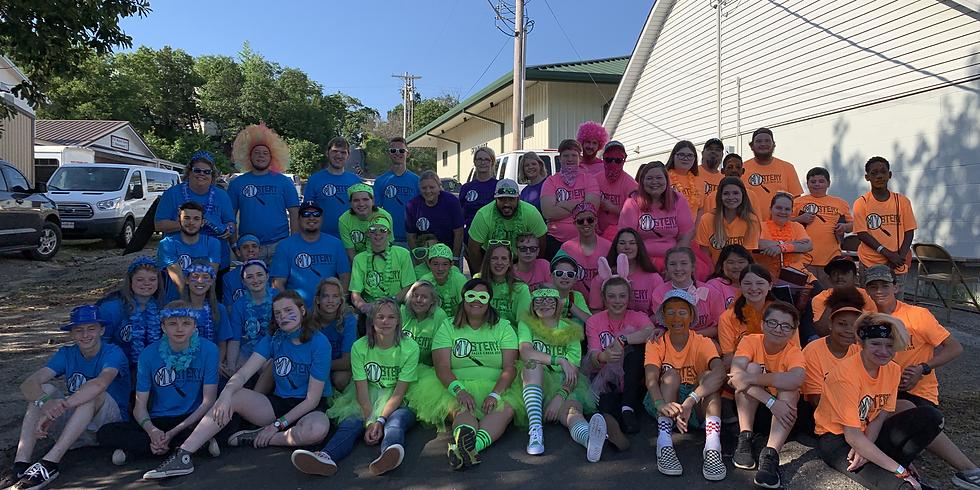 Falls Creek Summer Camp