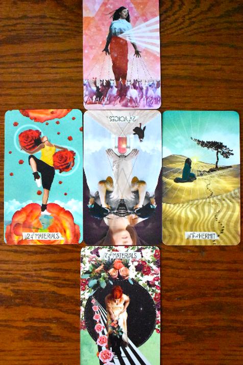 Blockage Spread (5+ card)