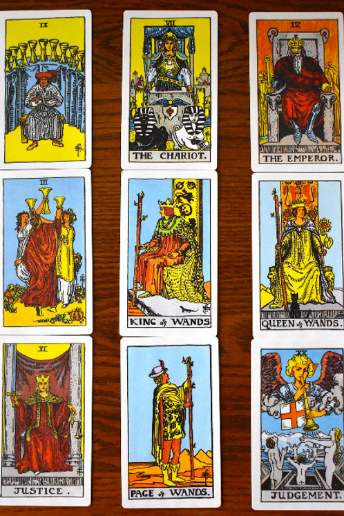 General Energy Reading (9+ card)