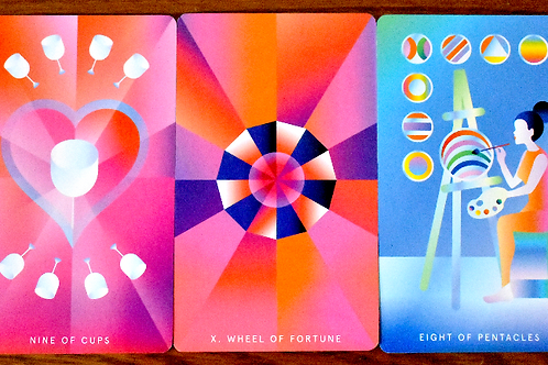 General Energy Reading (3+ card)